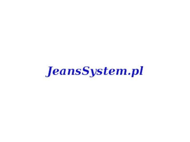 Markowe jeansowe ubrania - JeansSystem